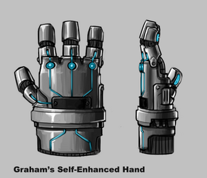 Graham glove
