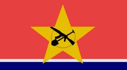 Serdaristan Flag