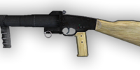 CS Gas Launcher