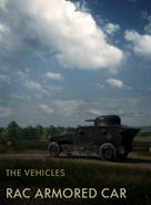 RAC Armored Car Codex Entry