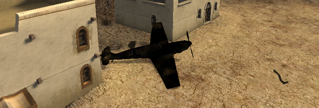 File:BF1942 CRASHED Bf109.PNG