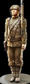 Jap-rifleman