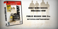 Battlefield: Bad Company Demo Trailer