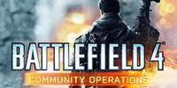 Battlefield 4: Community Operations