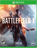 Battlefield 1 Xbox One Cover Art