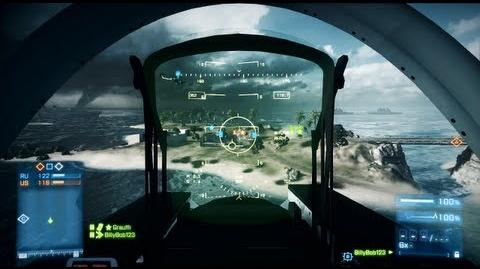 Battlefield 3 Wake Island Gameplay Trailer-0