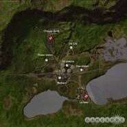BF2 Daqing Oilfields 32 Players Map Alpha Screenshot
