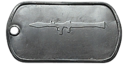 BF4 RPG-7V2 Master Dog Tag