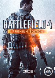 BF4 Premium Edition Cover Art