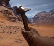 Striking the Hammer