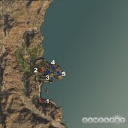 BF2 Sharqi Peninsula 16 Players Map Alpha Screenshot