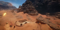 Sinai Desert Conquest Artillery Base Pre-Alpha