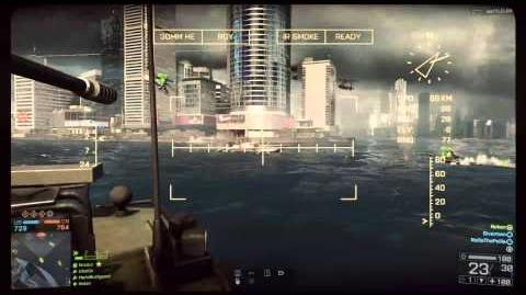 "Battlefield 4 Official ""Siege of Shanghai"" Multiplayer Trailer"