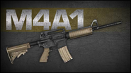 M4A1PosterP4F