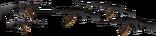 Battlefield 3 RPK Model Renders