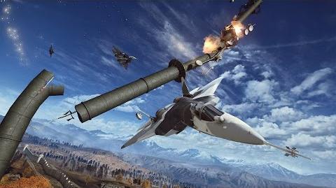 Battlefield 4 SU-50 Flight and Combat Demonstration-0