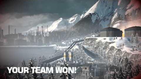 Port Valdez Victory Scene
