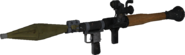 BFP4F RPG-7 Render