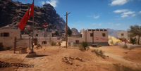 Sinai Desert Conquest Antenna 4 Pre-Alpha