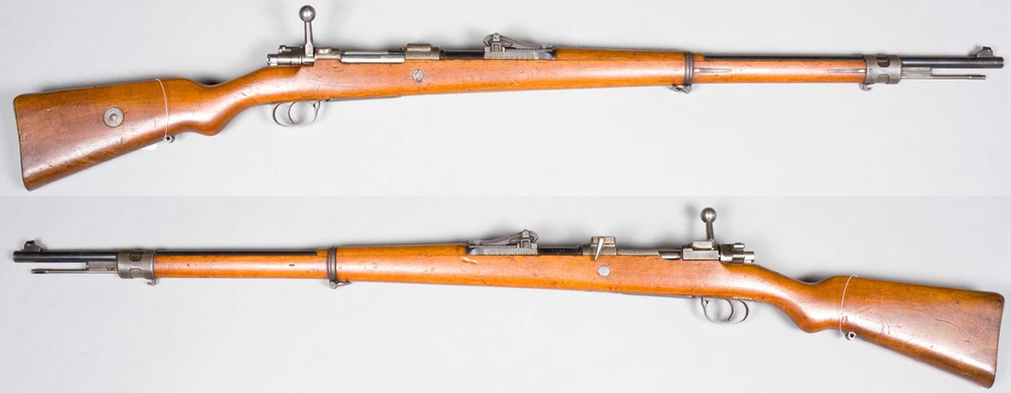 EXTREMELY RARE J.P. SAUER AND SOHN GEW 98 SNIPER RIFLE.