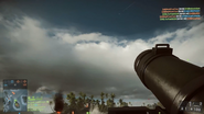Battlefield 4 FGM-148 Javelin First-Person Screenshot