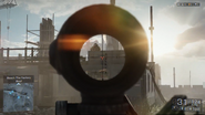 Battlefield 4 M145 Scope Screenshot 2