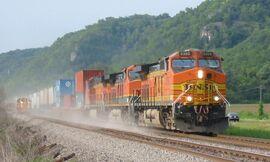 Train IRL