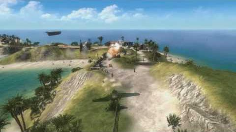 Battlefield 1943 - Official Wake Island Trailer