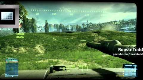 Battlefield 3 Tank Guide - Canister Shell