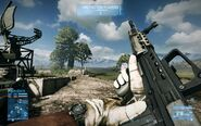 BF3 L85A2 Reload