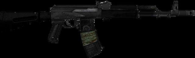 File:Battlefield 2 AK101 Render.png
