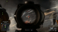 Battlefield 4 ACOG Screenshot