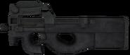 BF2 P90 SMG