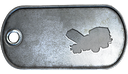 Mobile Artillery Proficiency Dog Tag