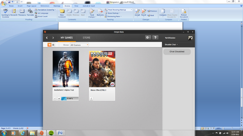 BF3 Alpha downloading