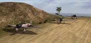 BF1942 WAKE ISLAND AIRFIELD JAPANESE PLANES