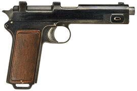 Steyr M1912 IRL