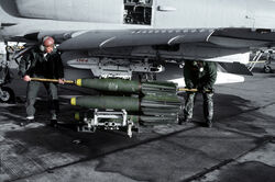 Mark 81 bomb IRL