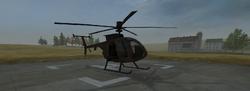 BF2 AH-6 Little Bird