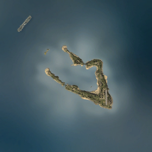 Battlefield 2 Wake Island 2007 Map