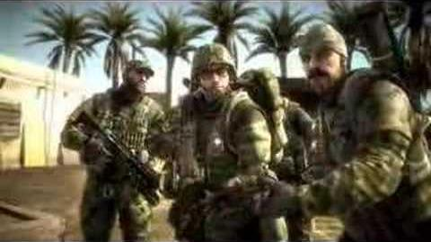 Battlefield Bad Company - Snake Eyes