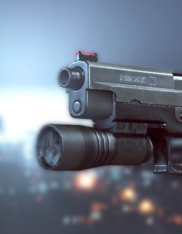 File:BF4 Taclight Pistol 3p.png