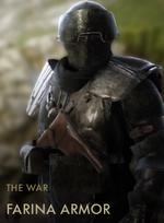 Farina Armor Codex Entry