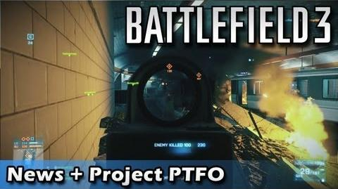 Battlefield 3 News + Project PTFO