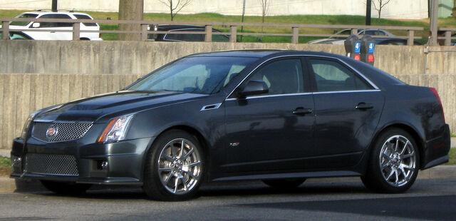 File:Cadillac CTS-V.jpg