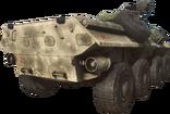 BTR-90 rear