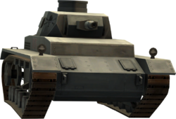 National tank