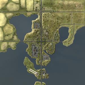 Operation Road Rage ingameMap
