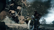 Motorcyle BF1 trailer