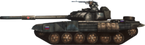 BF3 T90 ICON